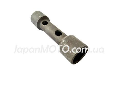 Ключ свечной 2T 21/18mm каленый, фото 2