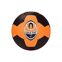 "Мяч футбольный ""Шахтер"" Пакистан  PU, 420 грамм, (FP019)"