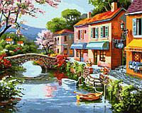 GX37767 Живопись по номерам Удивительная Италия, Никитошка , 40*50 см