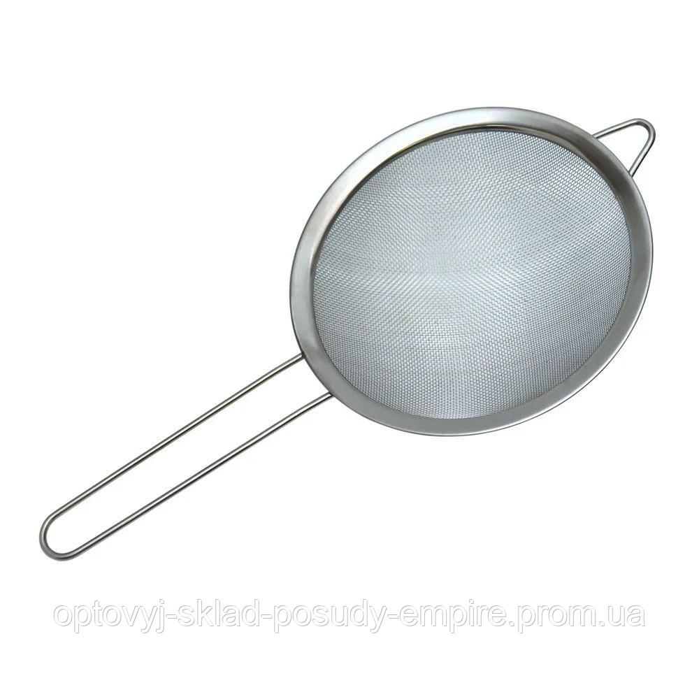 Сито из нержавеющей стали (диаметр 20см)