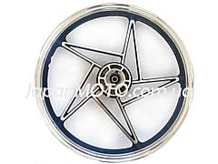 """Диск колеса передний (литой) 1.60-18"""" ZS125/150 d12"""