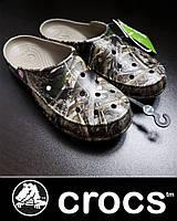 Кроксы Crocs Realtree Max-5 W10 ORIGINAL унисекс, мужские, женские, подростковые