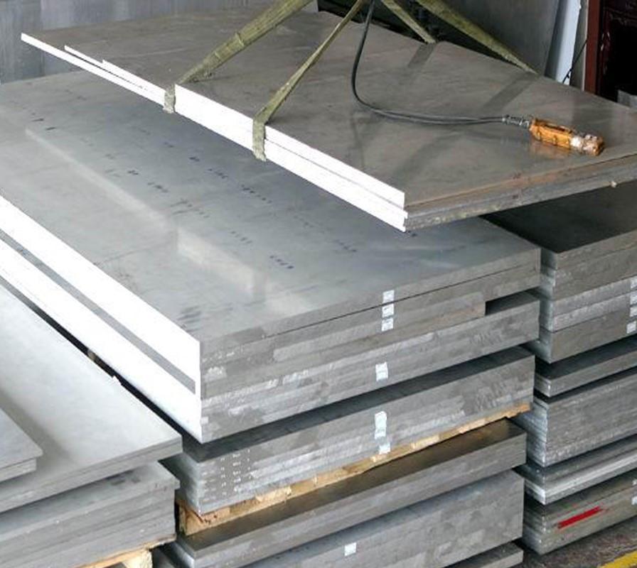 Лист 70 мм 2024Т 1500х3000 алюмінієвий (дюралевий) (прямий аналог Д16Т)