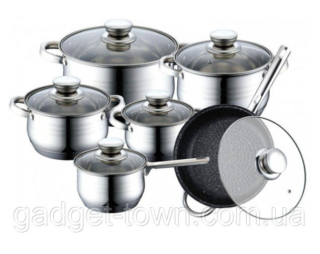 Набор посуды Rainberg RB-601 (12 предметов)