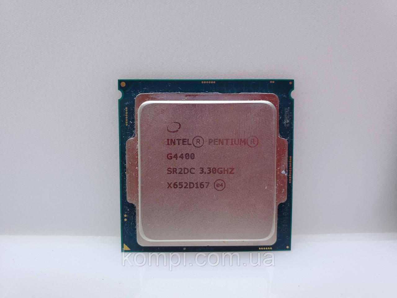 Процессор Intel® Pentium® G4400 Socket 1151