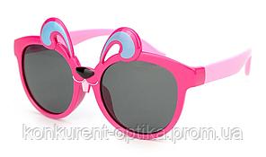 Защитные очки-зайчик для детей от солнца полароид