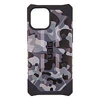 Чохол UAG Pathfinder for Apple Iphone 12 Pro Max Comuflage Grey, фото 1