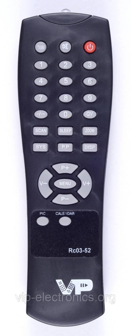 Пульт Alpari  RC03-52 як оригінал