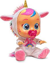 Інтерактивна Лялька пупс плакса Єдиноріг Дрім IMC Toys Cry Babies Dreamy Baby Doll