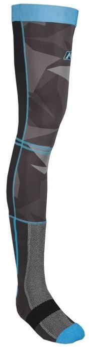 Носки Klim Aggressor Cool -1.0 Knee Brace MD Camo - Blue