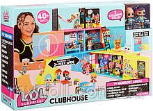 Ігровий набір L. O. L Surprise! серії Remix Клубу Clubhouse ЛОЛ Клубний будинок Ремікс Клуб 569404 Оригінал