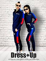 Оригінальний спортивний костюм на манжетах жіночий BMW Motorsport
