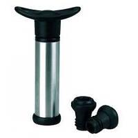 Помпа для бутылки с двумя вакуумными пробками Lacor 63033