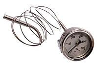 Термометр для духовки, с капилляром 1500mm (0-500°С)