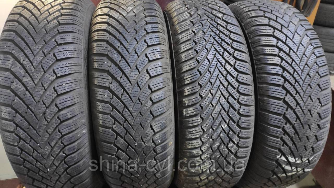 Зимові шини 195/65 R15 91T CONTINENTAL WINTER CONTACT TS860