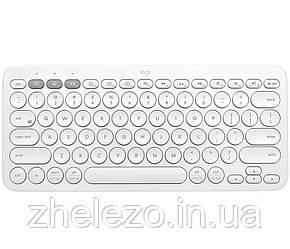 Клавиатура Logitech K380 Multi-Device Bluetooth White USB (920-009589), фото 2