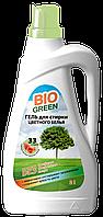 Гель для стирки цветного белья BIO Green, 2000 мл