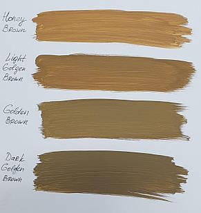 Пигмент Magic Cosmetic Dark Golden Brown #3, 10ml, фото 2
