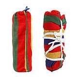 Гамак для пикника с деревянным каркасом подвесной Picnic Hammock, фото 4
