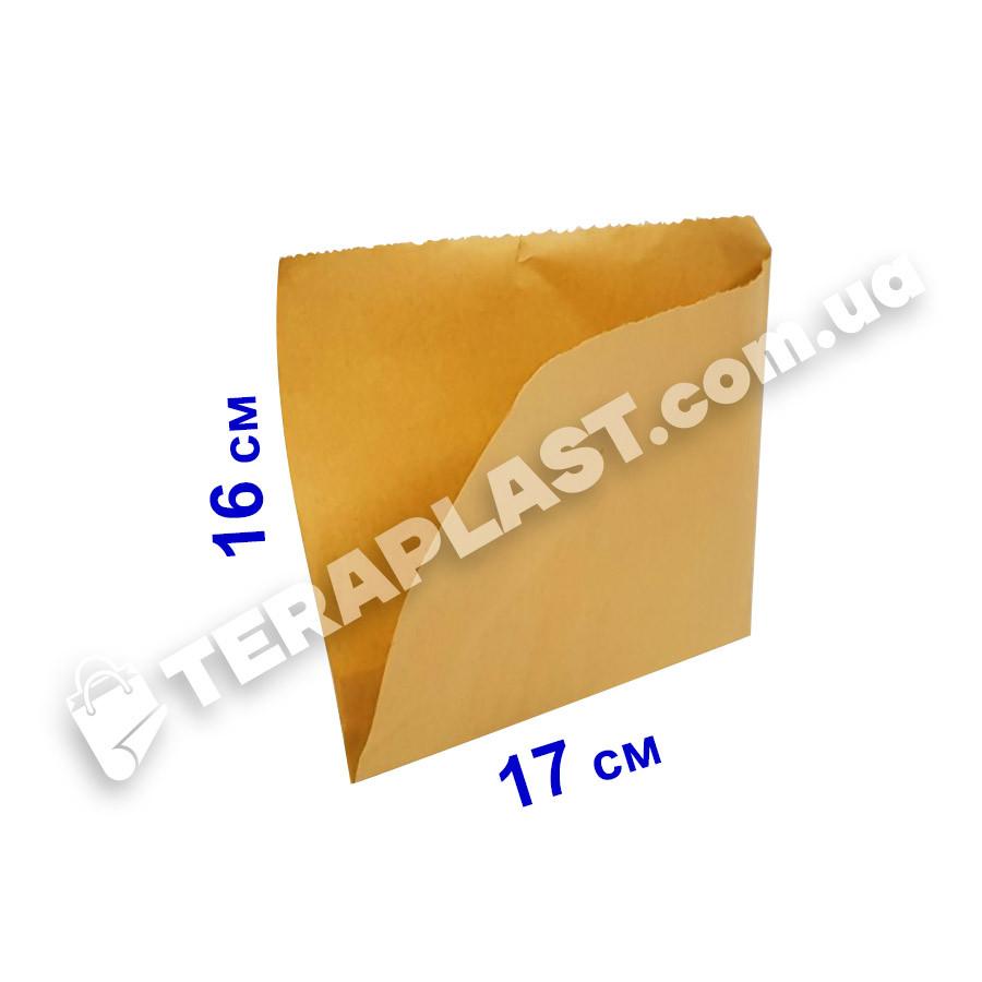 Уголок Бумажный Бурый 160х170