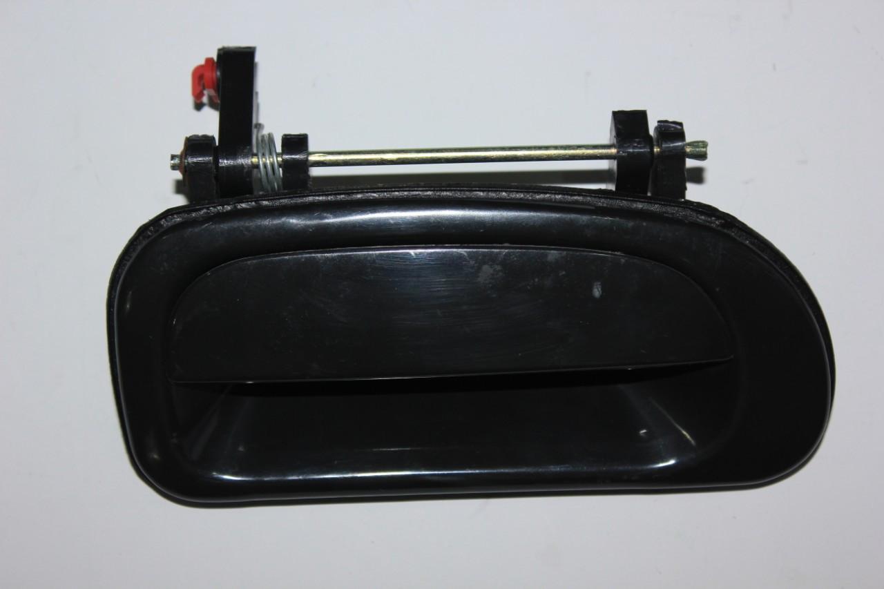 Ручка наружная передняя/задняяправая черная Nexia GROG Корея