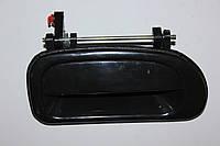 Ручка наружная передняя/задняяправая черная Nexia GROG Корея, фото 1
