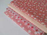 Набір тканини для рукоділля 4шт., фото 2