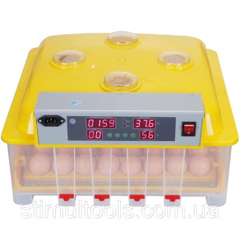 Автоматичний інвекторний інкубатор Tehnoagro MS-48/24