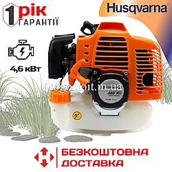 Мотокоса Husqvarna 460 RII (4,6 кВт, 2х тактный) Бензокоса Хузкварна. Кусторез, триммер. ГАРАНТИЯ 1 ГОД!