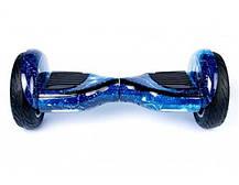 Гироборд Сигвей Гироскутер Smart Balance 10,5 дюймов цвет Синее пламя, фото 3