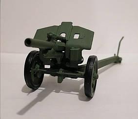 Гармата Зіс-3   76-мм дивізійна зразка 1942 року   У масштабі 1:32   E. K. Castings