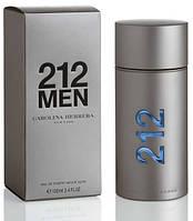 Мужская туалетная вода carolina herrera 212 men (каролина эррера 212 мен) лучшая парфюмерия (копия)