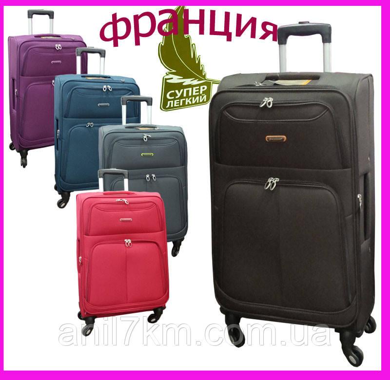 Середній супер легкий валізу MADISSON чотириколісний