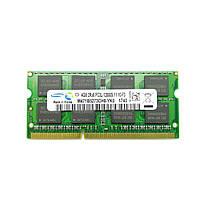 Оперативная память для ноутбука Sodimm DDR3L 4GB 1600mhz PC3L-12800 (Samsung M471B5273CH0-YK0 REF)