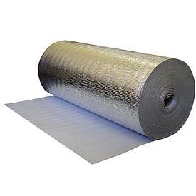 Подкладка под ламинат ЛМП (фольга) 2 мм, 1х50 м Изолон