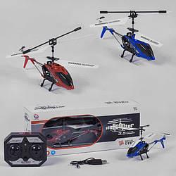 Вертоліт на радіоуправлінні LD 661 (36/2) 2 кольори, LED-лампочка, гіроскоп, акумулятор, в коробці