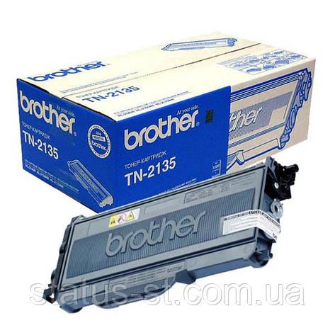 Заправка картриджа Brother TN-2135 для принтера Brother DCP-7032R, DCP-7030R, DCP-7040R, DCP-7045NR, HL-2140R, фото 2