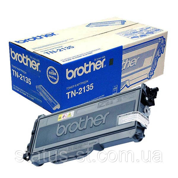 Заправка картриджа Brother TN-2135 для принтера Brother DCP-7032R, DCP-7030R, DCP-7040R, DCP-7045NR, HL-2140R