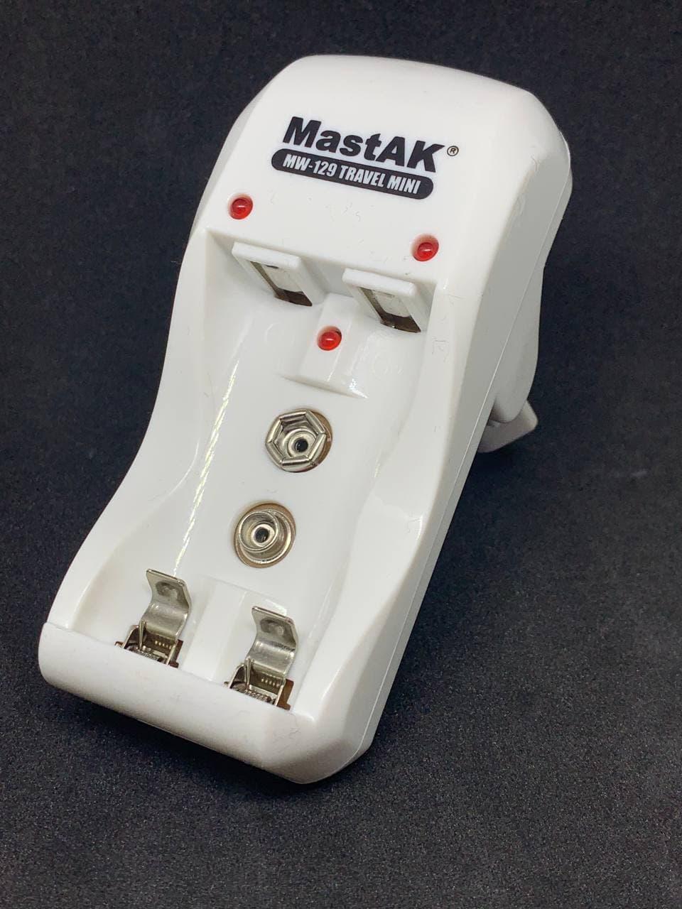 Мережевий зарядний пристрій MastAK MW-129