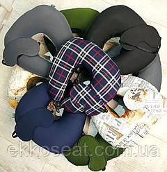 Дорожні подушки для шиї EKKOSEAT.