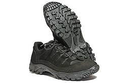 Кросівки Strongboots Апачі літні шкіра нубук Чорний 5154-19-1 (36-46)