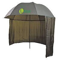 Зонт рыболовный  2.3 м, Green