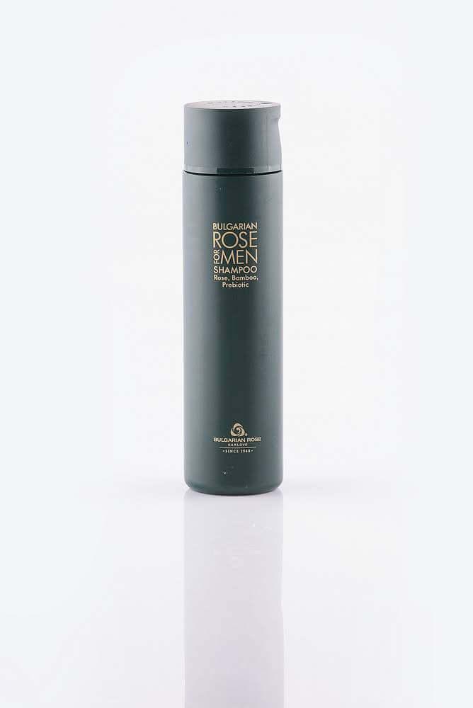 BULGARIAN ROSE for Men Energizing Shampo Енергетичний чоловічий шампунь для волосся