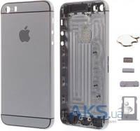 Корпус Apple iPhone 5 в стиле iPhone 6 Exclusive Black