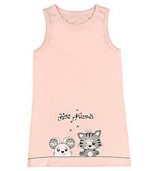 Ночная рубашка для девочки  Donella (размер 2/3)