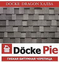 ОПТ - DOCKE PREMIUM (SBS) Dragon Дракон Халва Бітумна черепиця (3 м2/уп)