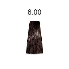 Стойкая краска для волос 6.00 интенсивный светлый блондин 60 мл, Mirella Professional