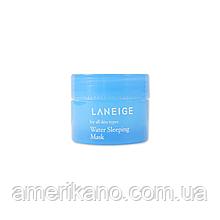 Зволожуюча нічна маска для обличчя LANEIGE Water Sleeping Mask, 15 мл