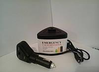 Пусковое устройство для подзарядки автомобильного аккумулятора