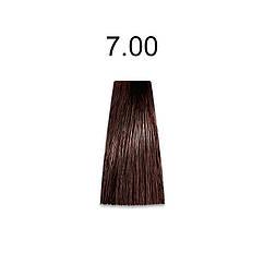 Стойкая краска для волос 7.00 интенсивный блондин 60 мл, Mirella Professional